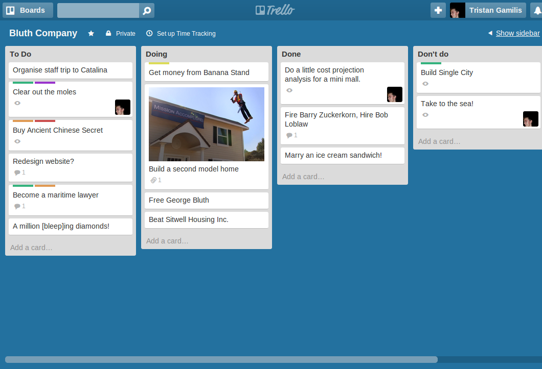 Track time quickly and easily within Trello